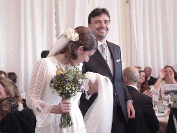 Cristina y Gonzálo