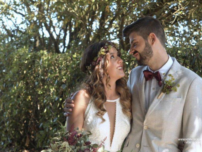 Katia y Rubén: Boda en La Isla